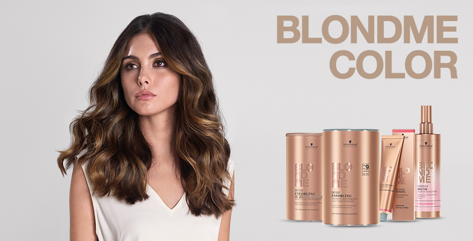 BLONDME Color Products