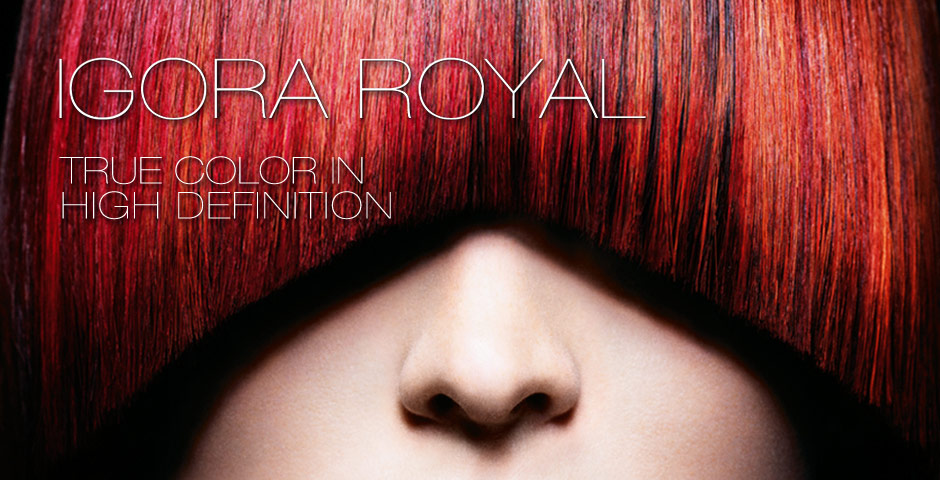 IGORA ROYAL TRUE REDS Philosophy