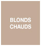 BLONDS CHAUDS