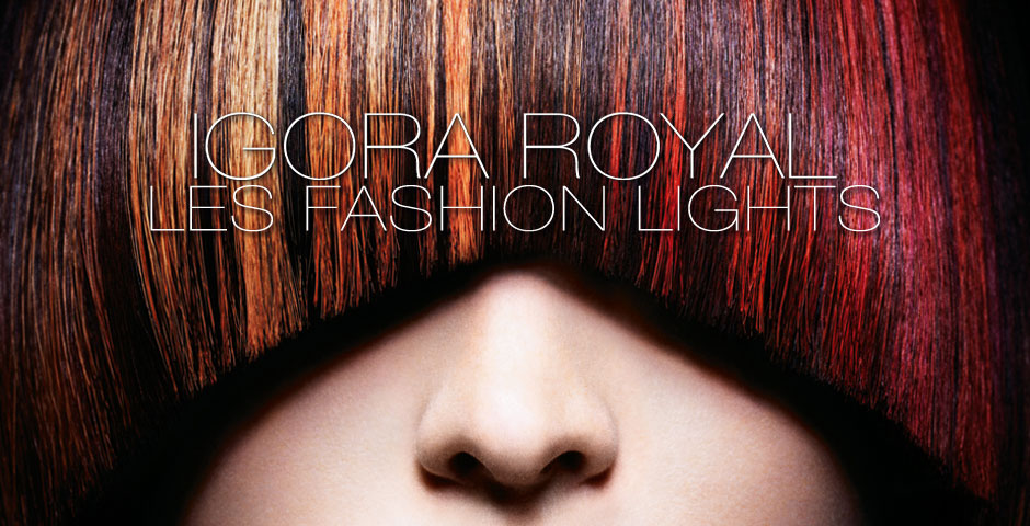 IGORA ROYAL Les Univers Couleur LES FASHION LIGHTS