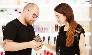 BUSINESS - Your Salon Team Can Help Make Retailing a Success