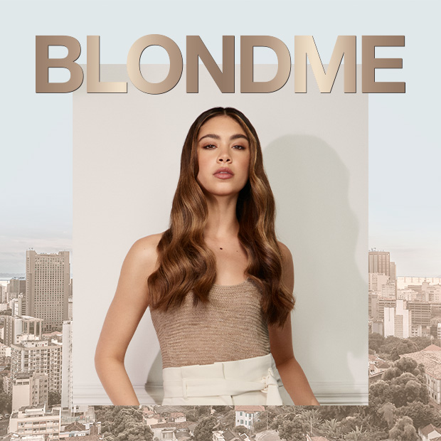 TrendLab: #BLONDSOFTHEWORLD Sun-Kissed Blond