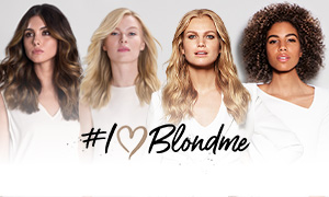 CREATIVITY – #ILOVEBLONDME: Confident. Powerful. Individual. Iconic