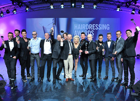 Schwarzkopf Professional Hairdressing Awards Winners