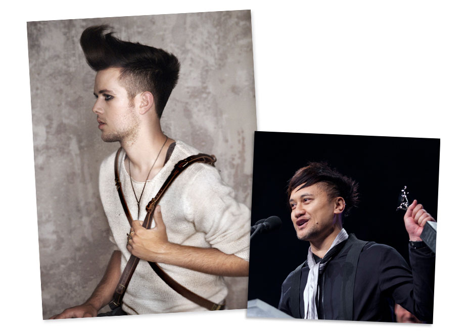 Hairdresser of The Year New Zealand: Mana Dave