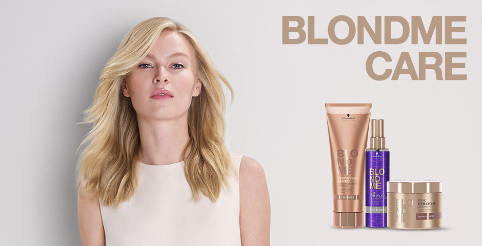 BLONDME Care Products