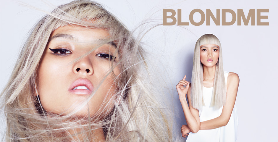 BLONDME Platinum Purity