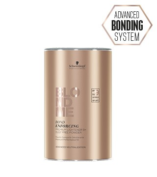 BLONDME Bond Enforcing Premium Lightener 9+