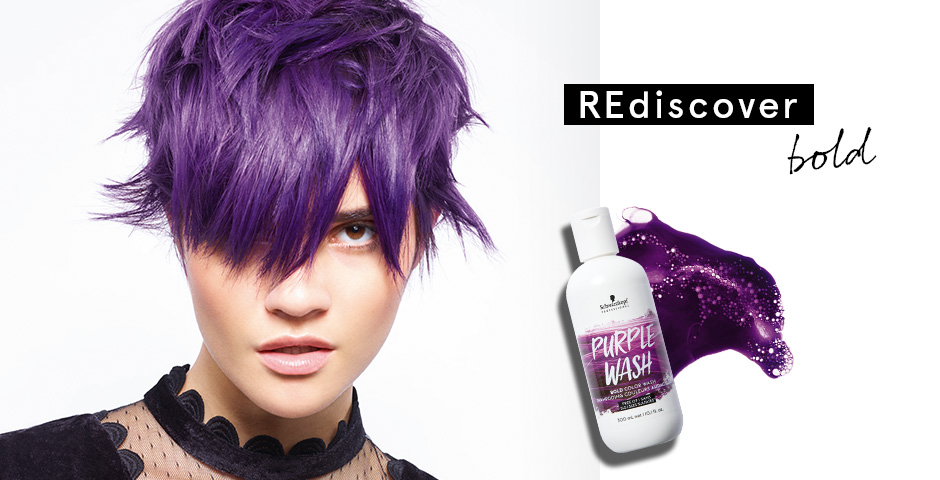 Schwarzkopf Professional - BOLD COLOR WASHES