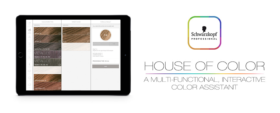 House of Color App Color Assistant