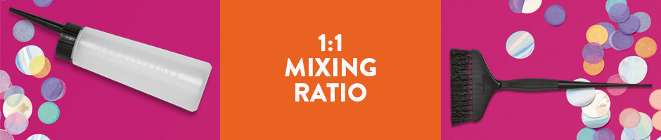 1:1 Mixing Ratio
