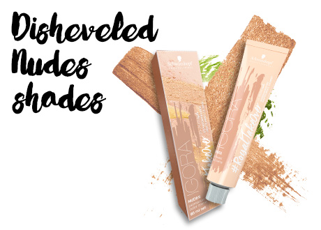 Disheveled Nude Shades