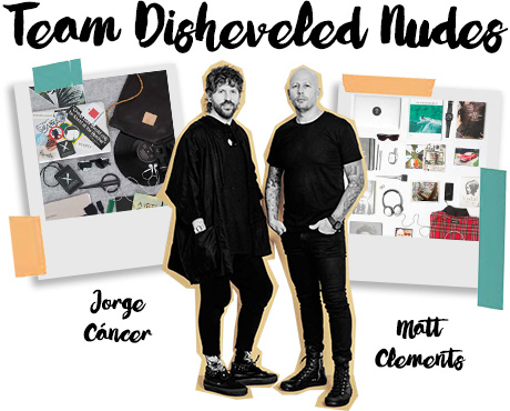 Team Disheveled Nudes