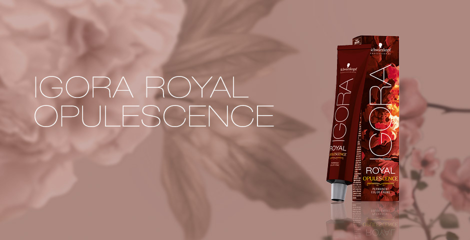 IGORA ROYAL® OPULESCENCE