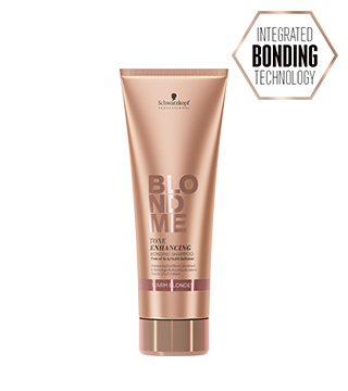 BLONDME® Tone Enhancing Bonding Shampoo